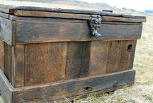Barnboard furniture