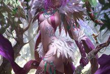 elves fantasy