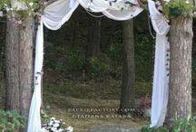 Woodsy Weddings