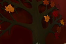 Thankful tree / by Carmel Feldman
