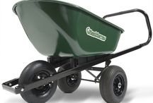Wheelbarrow / Best Wheelbarrows reviewed on durability, price, style and performance. We have tested the different wheelbarrow parts like the tires, handles, and wheels. - http://plantedwell.com/wheelbarrows/