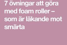 Foamroller