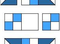 Блоки лоскутные