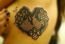 Tattoos / by Kellee Dugard