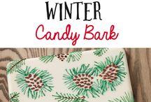 Candy bark