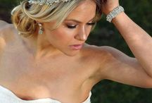 Hair, Make-up, Accessories and Things / Bling and beauty for your big day!
