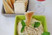 Salsine crostini
