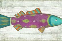 FISHY / by Tracy Boulter