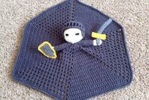 Crochete knight