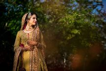 South Asian Wedding Photography / Beautiful portraits for the Bride and Groom. Weddings in Houston.