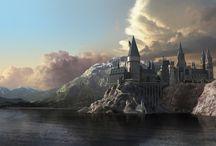 Hogwarts paesaggi / I paesaggi più belli di Hogwarts