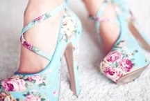 My obsession for shoes! / by Jennifer Wells