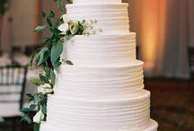 Bryllup- Kake