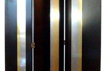 Folding screens... / by Karen White