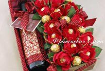 украшения и из цветов