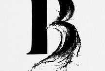 Typo, Calligraphy, Lettering