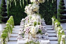 Weddings - French; Tuscan & Old World