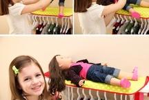 Doll & Toy Storage Ideas