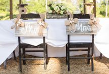 Mr. & Mrs. Wedding Signs / All the best Mr. & Mrs. Wedding Signs for your wedding