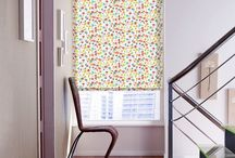 Blinds: Orange the Clear Choice / Inspire others by including bold and beautiful orange blinds in your home decor