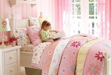 Girls bedroom / Inspiration for my daughter's bedroom