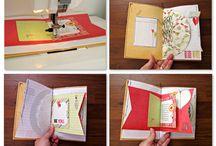 Scrapbooking Mini Books
