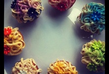 CoOkieNuTs / cupcakes cakes and handmade cookies.  / by Jasmine Jagger