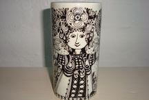 Bjørn Wiinblad Ceramics - Danish Ceramics - Nymølle Keramik - Dansk Keramik
