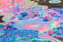 Pip & pop / Amazing San art
