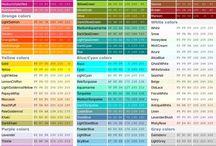 WebD-colours palette