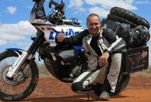Mauro Dagna's Visit to Comau Brazil / On Monday, August 24, 2015, the ‪#‎Comau‬ ‪#‎Brazil‬ headquarters in Betim were visited by Mauro Dagna of Project Vagabondo per il mondo. Mauro travels around the world on a motorcycle to promote the Alberto Etico project, a hotel that offers employment to people with Down Syndrome in Asti, ‪#‎Italy‬. For more information about this project, visit http://www.vagabondoperilmondo.com/. / by Comau