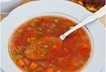 Кулинария-супы