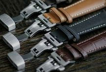 Deployant Watch Bands