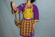cathecrea / création de vêtements de poupées barbie