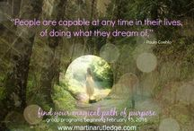Into the Wild Woods of the Soul / Illuminating a path for women who are creating their own happily ever after