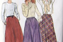 1980's Sewing Patterns