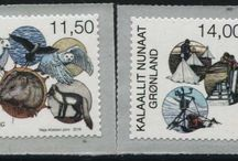 The Arctic & Antarctica Stamps / Stamps with topic The Arctic & Antarctica