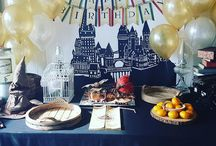 Harry Potter Birthday Party!