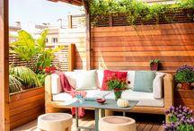 Terrazas balcones