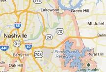 Nashville....HOME :) / by Ty Truitt