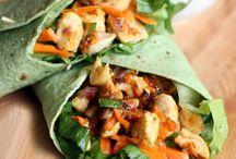 Wraps / Lunch Ideas