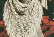 HAKEN-stola's + shawls / by Carla Kooij