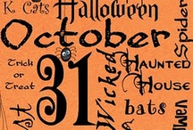 Halloween / by Belinda Jain
