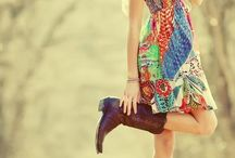 Short and pretty - don't forget the boots!