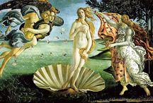 Venus rock moodboard