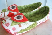 Sew: Shoes and Slippers