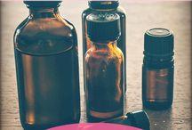 Essential oils & oils