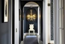 Black hallways
