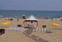 Wedding on the beach / Hochzeit am Strand / Are you looking for an unforgettable wedding location?