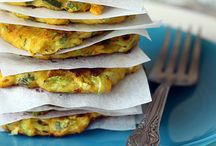 Fritters! Yum! / by Amber Bays